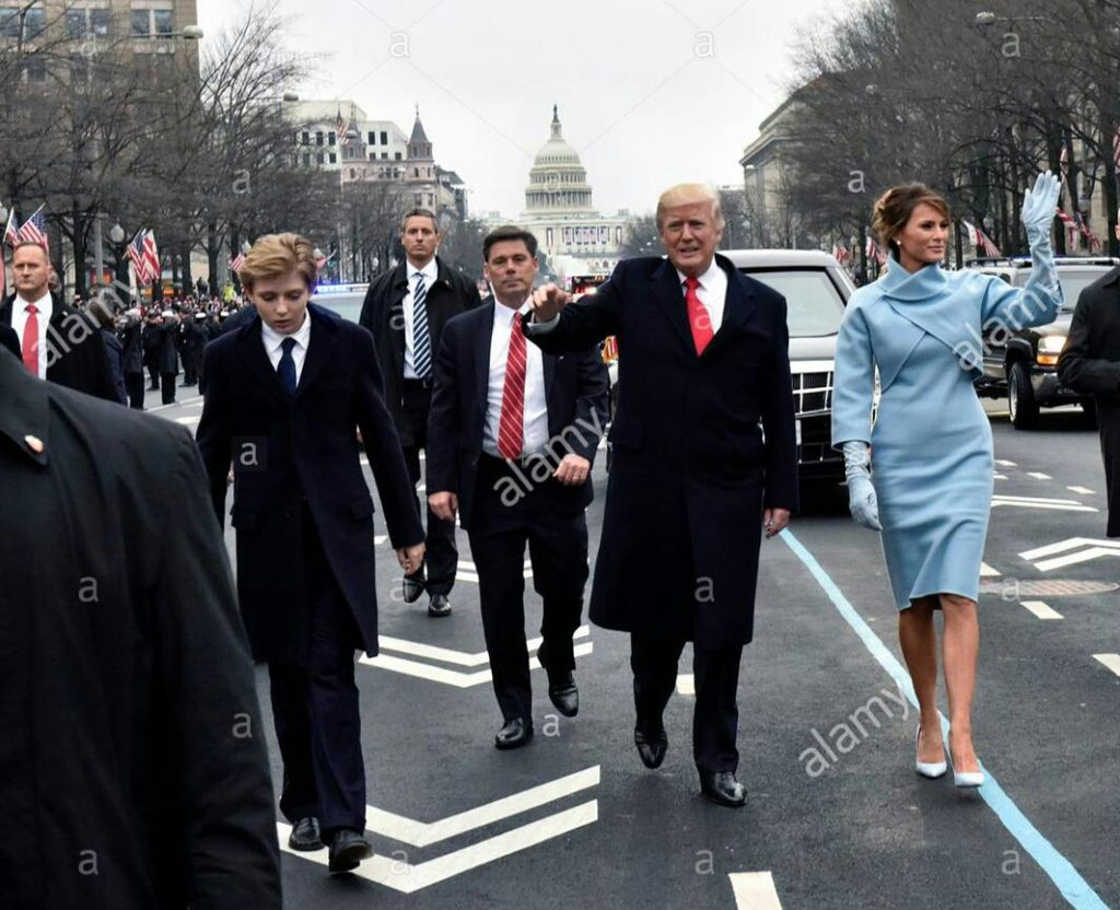 us-president-donald-trump-first-lady-melania-trump-and-son-barron-HNF2E6-1